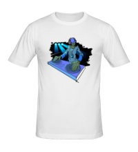 Мужская футболка DJ Night