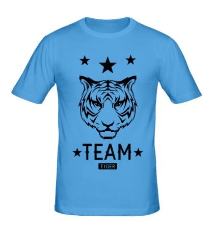 Мужская футболка Tiger time