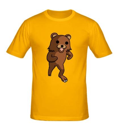 Мужская футболка Педобир