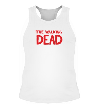 Мужская борцовка The Walking Dead
