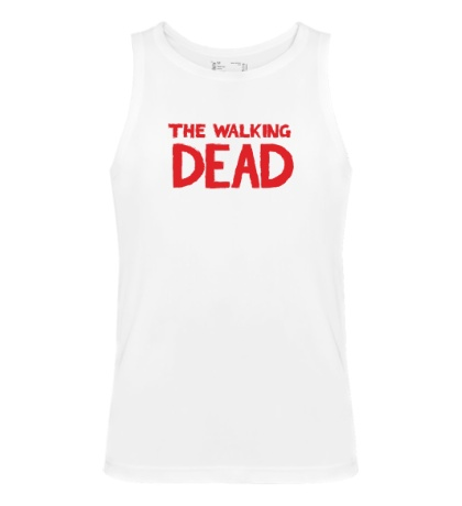 Мужская майка The Walking Dead