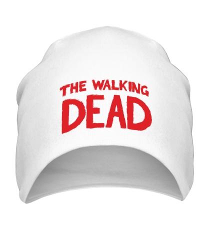 Шапка The Walking Dead