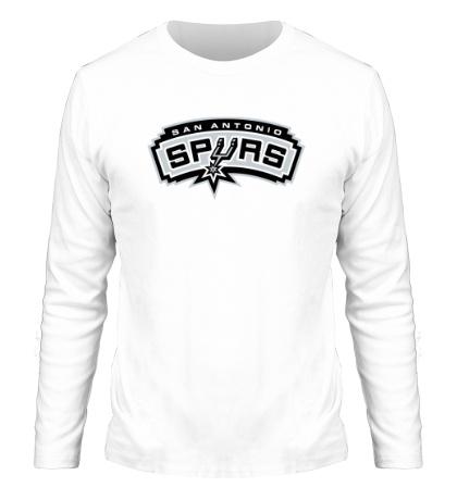 Мужской лонгслив San Antonio Spurs