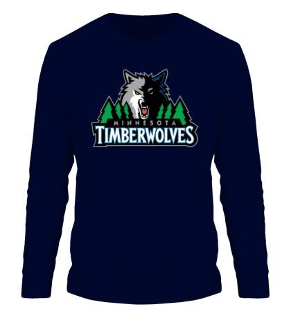 Мужской лонгслив Minnesota Timberwolves