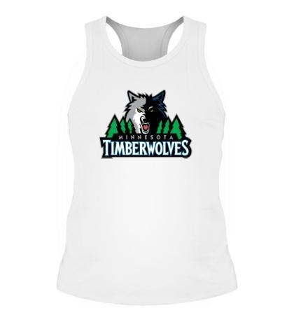 Мужская борцовка Minnesota Timberwolves