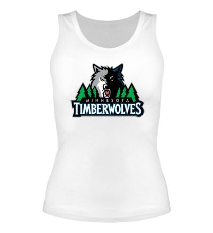 Женская майка Minnesota Timberwolves