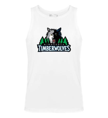 Мужская майка Minnesota Timberwolves