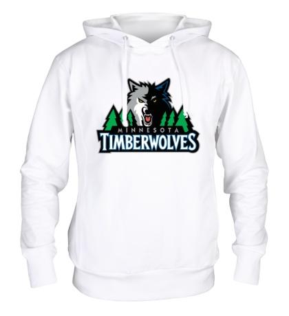Толстовка с капюшоном Minnesota Timberwolves