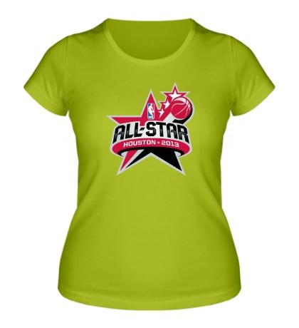 Женская футболка NBA All Stars