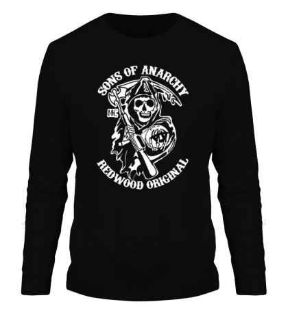 Мужской лонгслив Sons of Anarchy