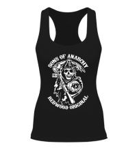 Женская борцовка Sons of Anarchy