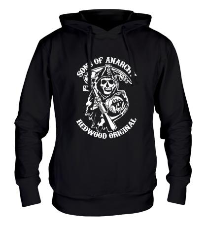 Толстовка с капюшоном Sons of Anarchy