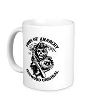 Керамическая кружка Sons of Anarchy
