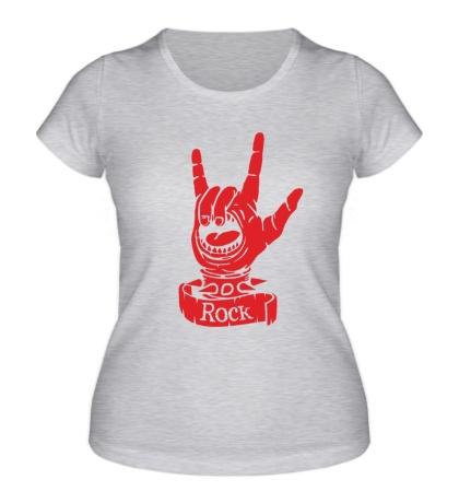Женская футболка Hard Rock