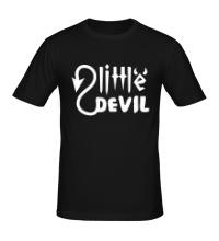 Мужская футболка Маленький дьявол