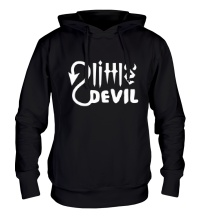 Толстовка с капюшоном Маленький дьявол