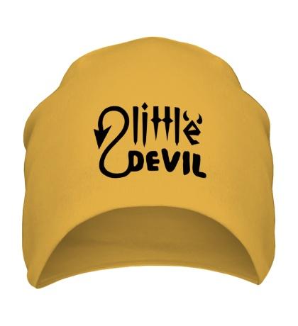 Шапка Маленький дьявол