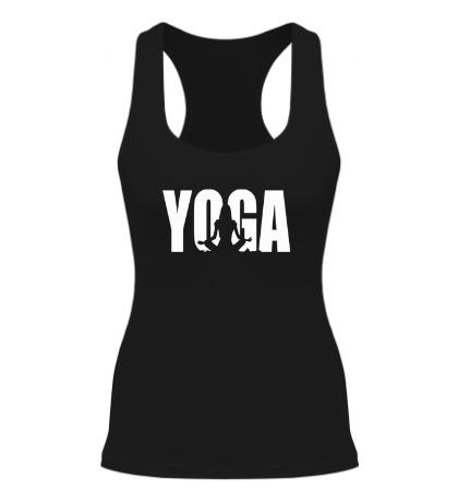 Женская борцовка Йога