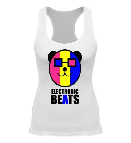 Женская борцовка Electronic beats