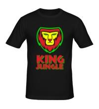 Мужская футболка King Jungle