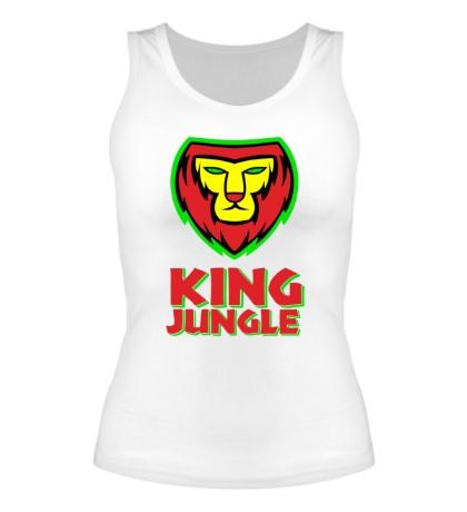 Женская майка King Jungle