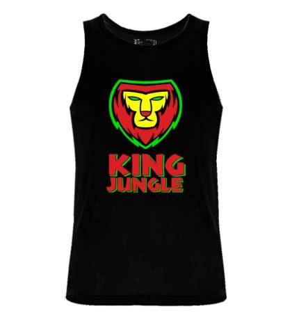 Мужская майка «King Jungle»