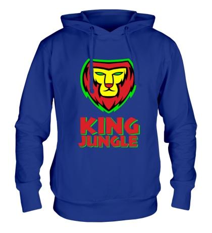 Толстовка с капюшоном King Jungle