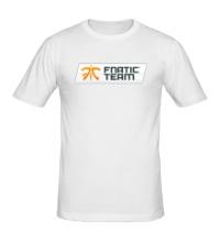 Мужская футболка Fnatic Team Sign