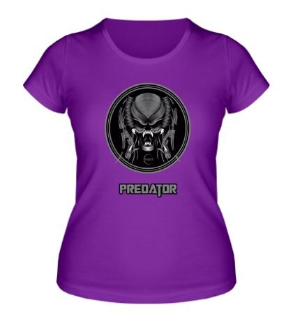 Женская футболка Predotor