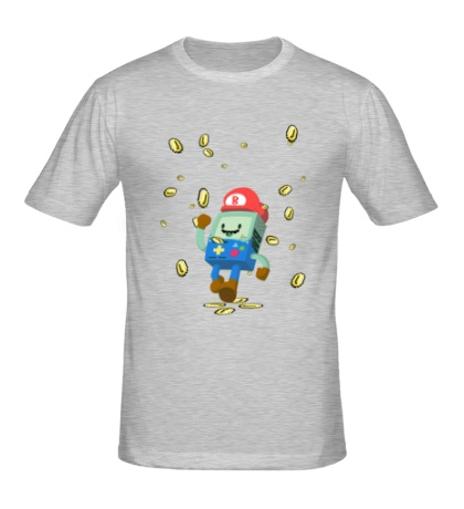 Мужская футболка Mario Coins