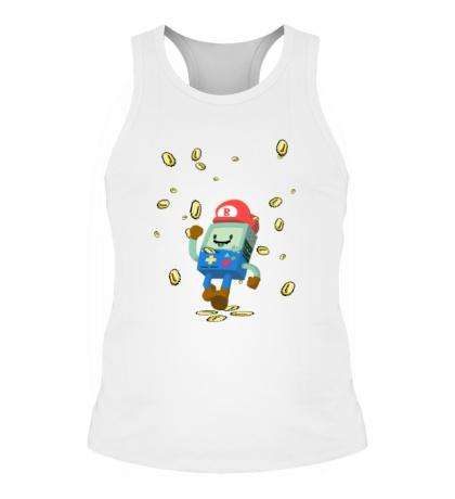 Мужская борцовка Mario Coins
