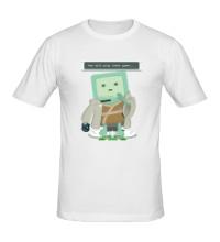 Мужская футболка BMO: Play video games