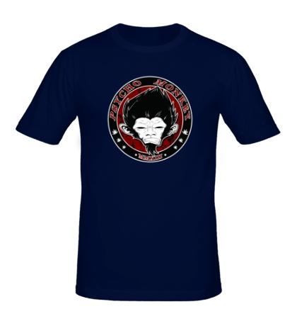 Мужская футболка Psycho Monkey