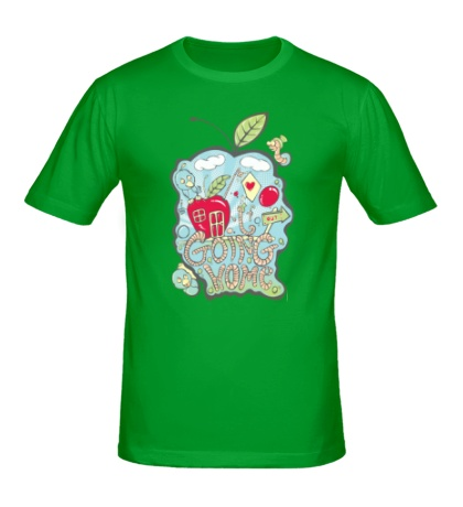 Мужская футболка Ipple