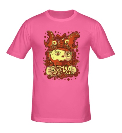 Мужская футболка Lobster