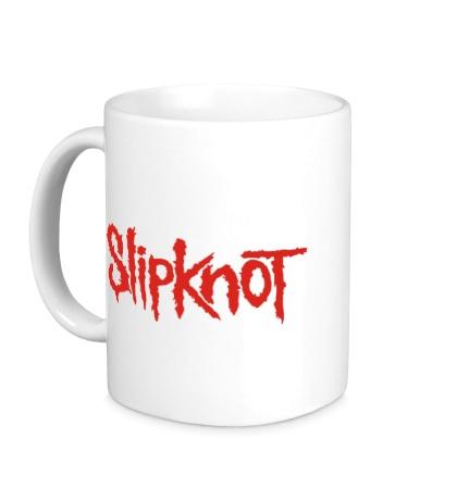 Керамическая кружка Slipknot