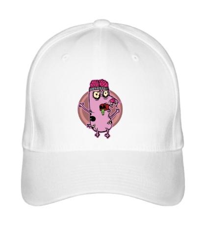 Бейсболка Розовые мозги