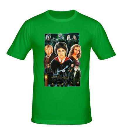 Мужская футболка «Harry Potter: Poster»