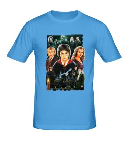 Мужская футболка Harry Potter: Poster