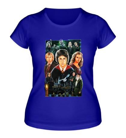 Женская футболка Harry Potter: Poster