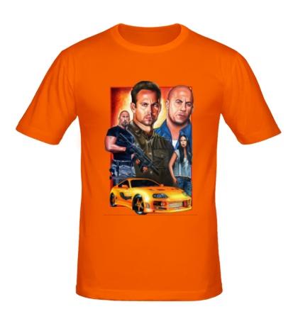 Мужская футболка Fast & Furious