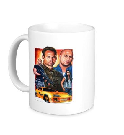 Керамическая кружка Fast & Furious