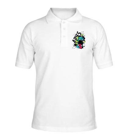 Рубашка поло Опасный балон