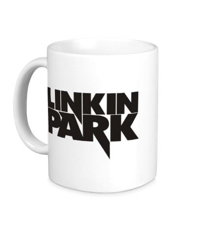 Керамическая кружка Linkin Park Logo