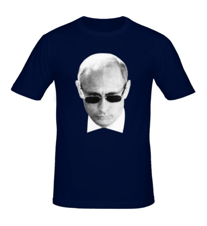 Мужская футболка Путин наблюдает