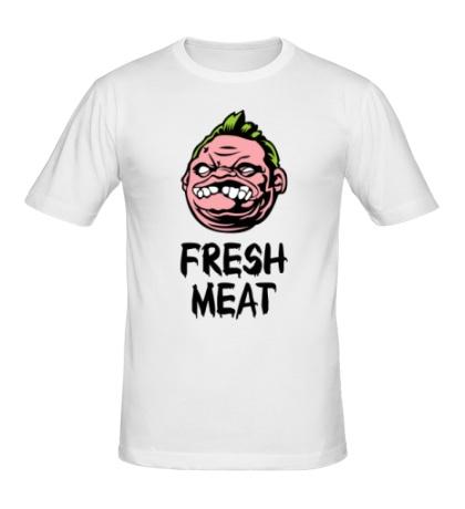 Мужская футболка «Pudge: Fresh Meat»