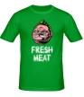 Мужская футболка «Pudge: Fresh Meat» - Фото 1