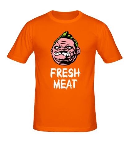 Мужская футболка Pudge: Fresh Meat