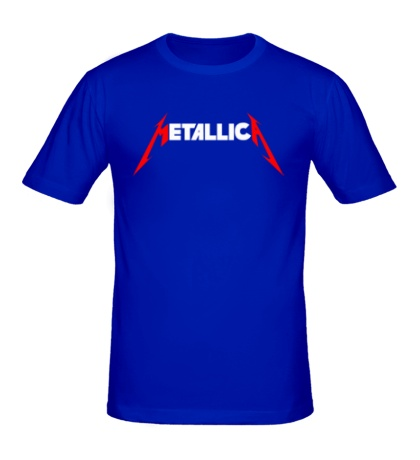 Мужская футболка Metallica Logo