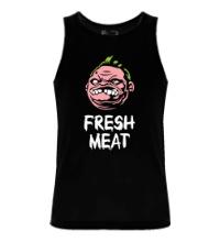 Мужская майка Pudge: Fresh Meat